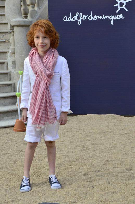 Moda infantil Adolfo Dominguez Kids verano 2014_pasarela_Blogmodabebe28