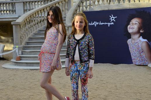 Moda infantil Adolfo Dominguez Kids verano 2014_pasarela_Blogmodabebe6