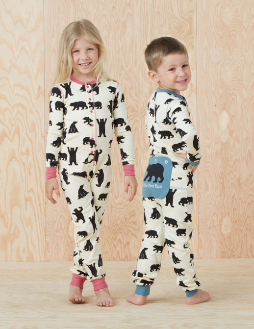 Pijamas infantiles Hatley primavera verano 2014_Blogmodabebe