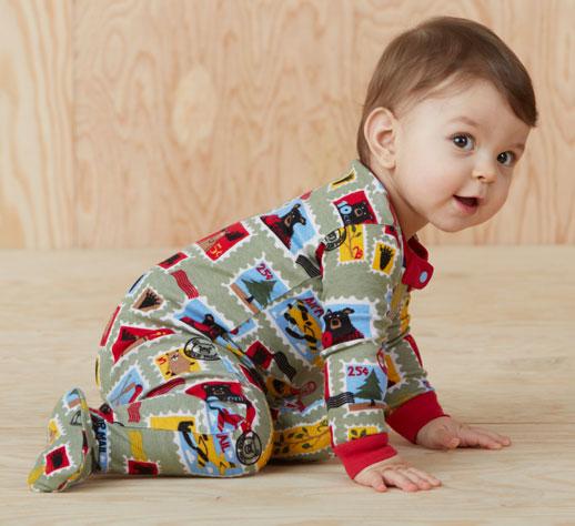 Pijamas infantiles Hatley primavera verano 2014_Blogmodabebe1