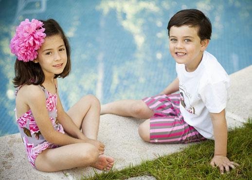 d68d1407a Colección moda baño infantil Oh!Soleil. ohsoleil 8bañadores niños verano  2014