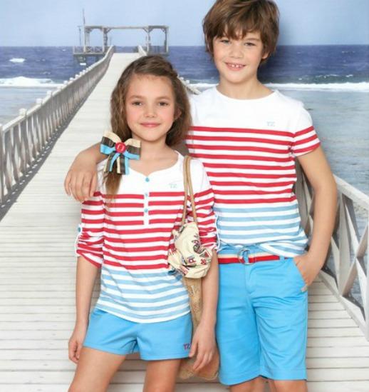 moda infantil y juvenil Trasluz 6