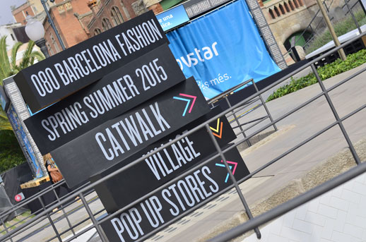 080 Barcelona Fashion pasarela de moda verano 2015