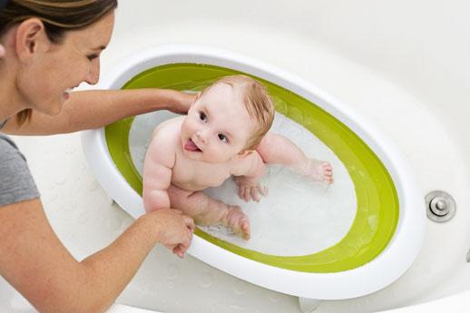 Bañera Naked bebés de Boon Blogmodabebe