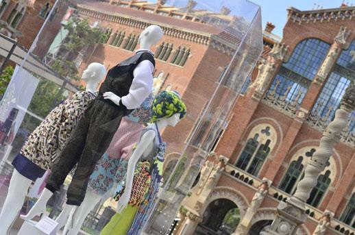 Blogmodabebe 080 Barcelona Fashion pasarela de moda verano 2015