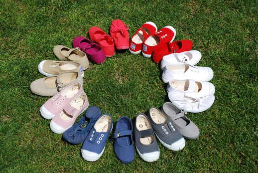 Calzado-infantil-Saltin Banquin-niños-verano