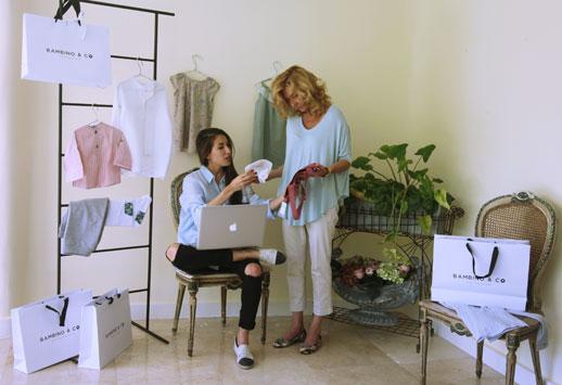 Entrevista a las creadoras de Bambino & Co, nueva tienda online de moda infantil con marcas españolas