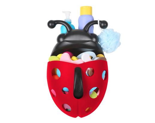Guarda juguetes bañera Boon mariquita Blogmodabebe