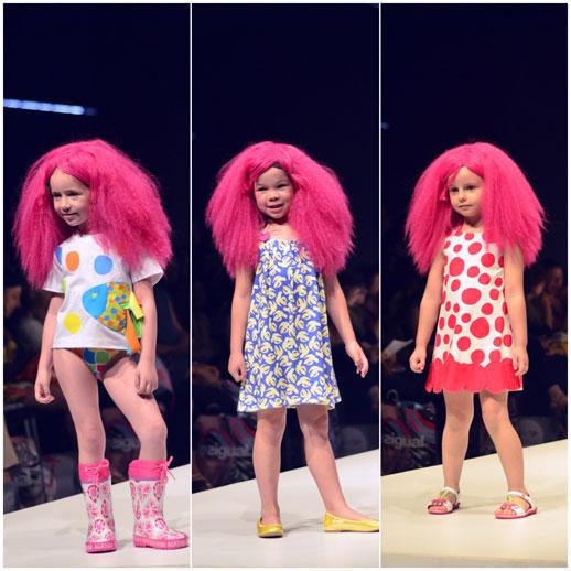 Moda infantil FIMI Fashion Show © Blogmodabebe_verano 2015_desfile de Agatha Ruiz de la Prada