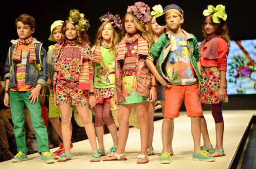 Moda infantil FIMI Fashion Show © Blogmodabebe_verano 2015_desfile de Bóboli 1