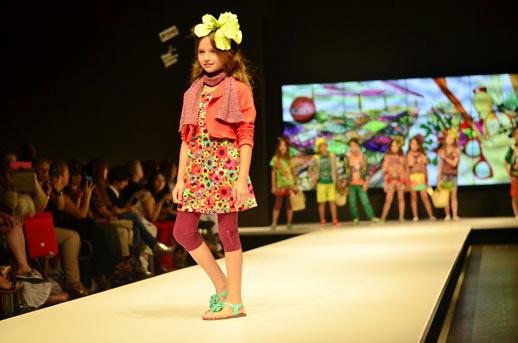 Moda infantil FIMI Fashion Show © Blogmodabebe_verano 2015_desfile de Bóboli