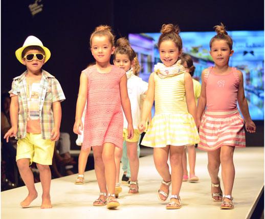 Moda infantil FIMI Fashion Show © Blogmodabebe_verano 2015_desfile de Bimbalina 3