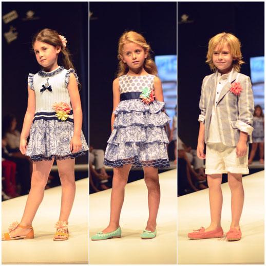 Moda infantil FIMI Fashion Show © Blogmodabebe_verano 2015_desfile de Foque