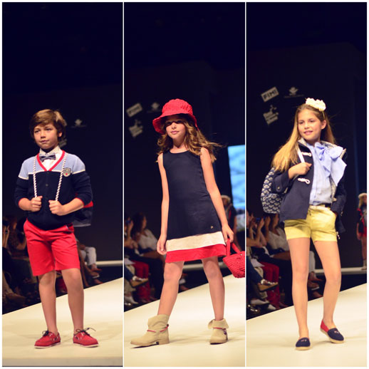 Moda infantil FIMI Fashion Show © Blogmodabebe_verano 2015_desfile de Lion of Porches 3