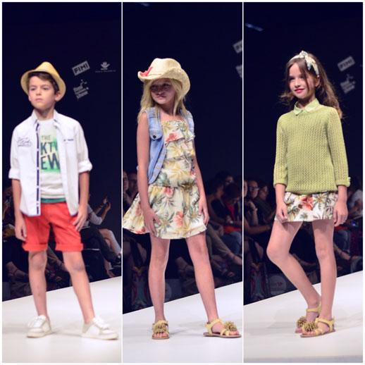 Moda infantil FIMI Fashion Show © Blogmodabebe_verano 2015_desfile de Mayoral 2