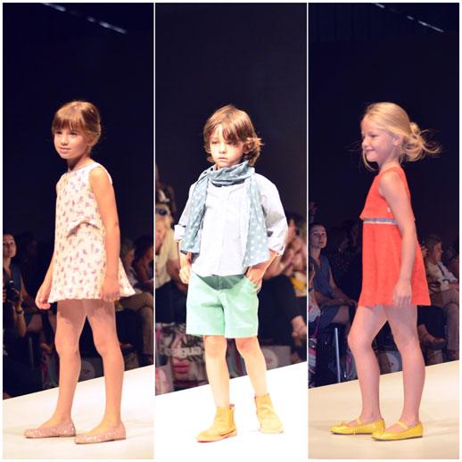 Moda infantil FIMI Fashion Show © Blogmodabebe_verano 2015_desfile de Nieves Álvarez Villalobos