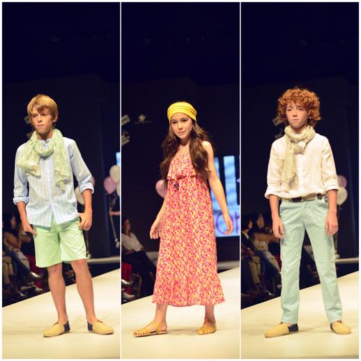 moda infantil decada del 80