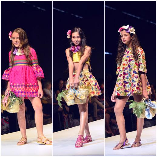 Moda infantil FIMI Fashion Show © Blogmodabebe_verano 2015_desfile de Oca Loca