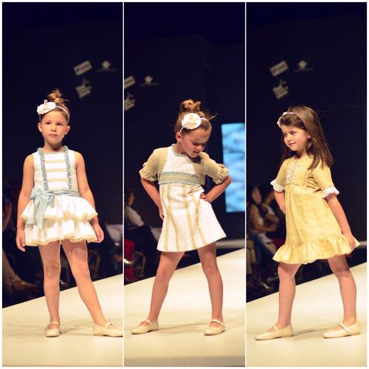 Moda infantil FIMI Fashion Show © Blogmodabebe_verano 2015_desfile de Tartaleta