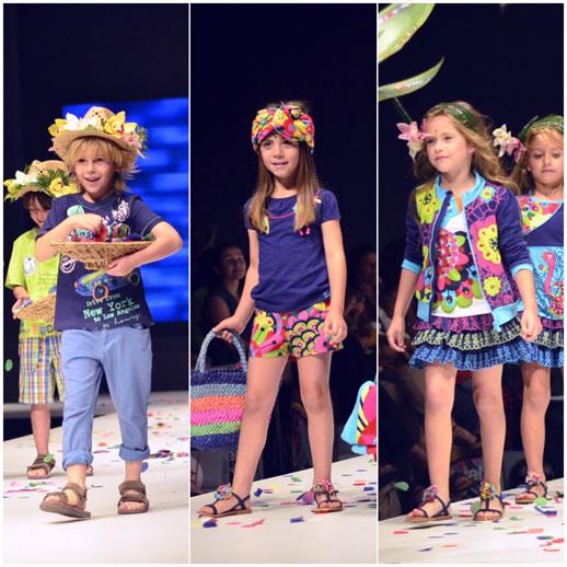 Moda infantil FIMI Fashion Show © Blogmodabebe_verano 2015_desfile de Tuc Tuc