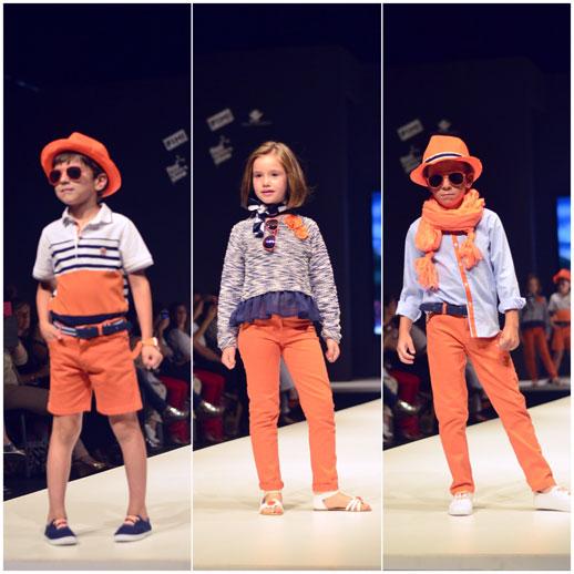 Moda infantil FIMI Fashion Show © Blogmodabebe_verano 2015_desfile de Tutto Piccolo