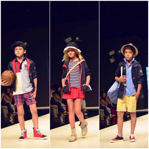 Moda infantil FIMI Fashion Show © Blogmodabebe_verano 2015_desfile de Lion of Porches 2