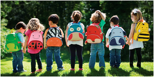 Mochilas vuelta al cole Zoo Lunchies