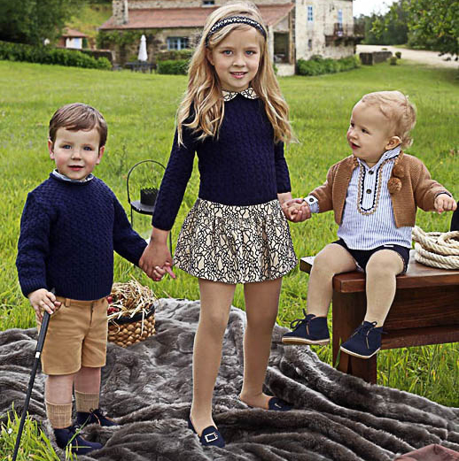 Foque moda infantil invierno 2014 2015_Blogmodabebe