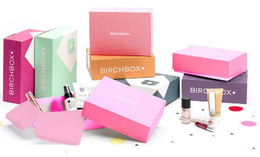 Birchbox Living Pink