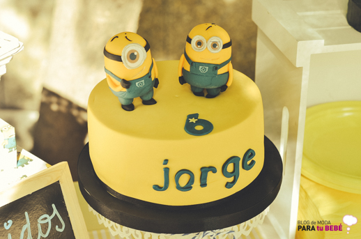 Cumpleaños infantil Minions_Blogmodabebe-10