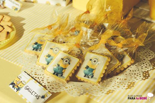 Cumpleaños infantil Minions_Blogmodabebe-3