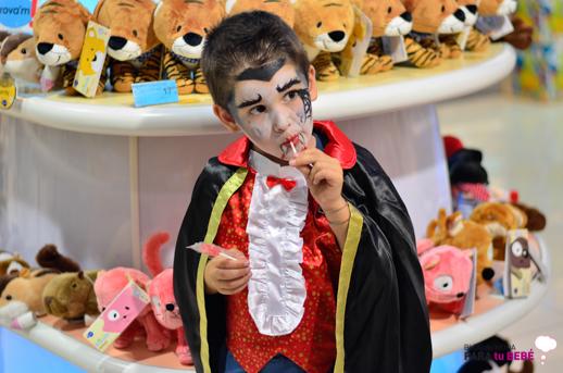 Disfraces y maquillaje de Halloween en Imaginarium-10