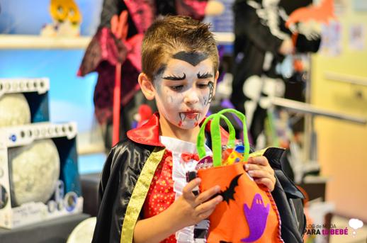 Disfraces y maquillaje de Halloween en Imaginarium-17