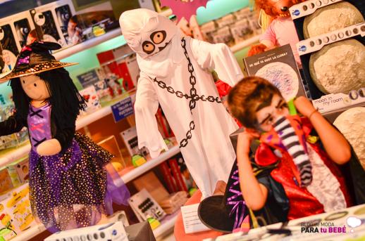 Disfraces y maquillaje de Halloween en Imaginarium-21