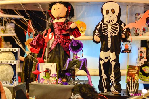 Disfraces y maquillaje de Halloween en Imaginarium-22