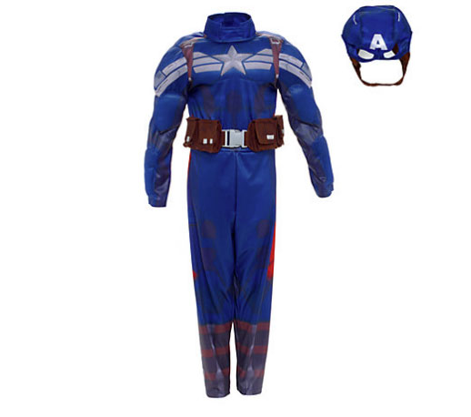 Disfraz-Capitán-América