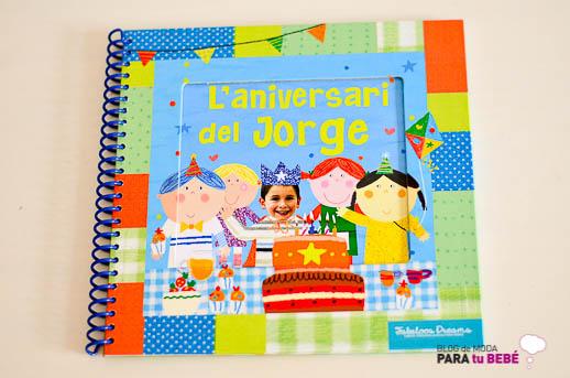 Libros personalizados Fabuloos Dreams_Blogmodabebe