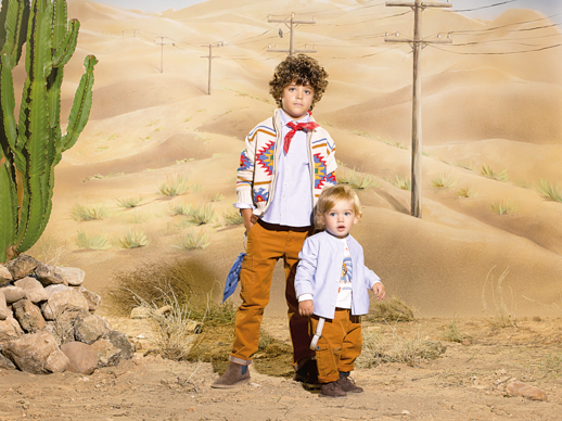 fcf634793 Moda infantil El Corte Inglés, todas las marcas y estilos para este ...