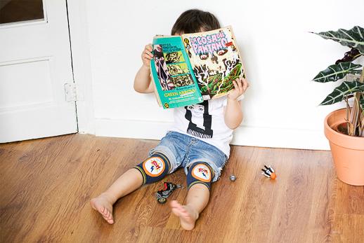 Crazy Zebra, rodilleras y parches originales para niños_Blogmodabebe-5