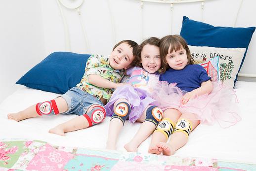 Crazy Zebra, rodilleras y parches originales para niños_Blogmodabebe-7