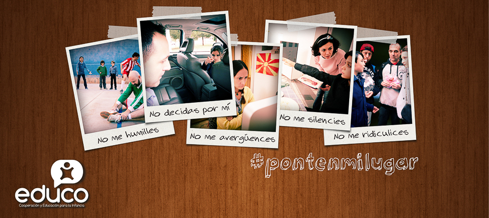 Educación infantil ONG EDUCO_campaña #Ponteenmilugar-2