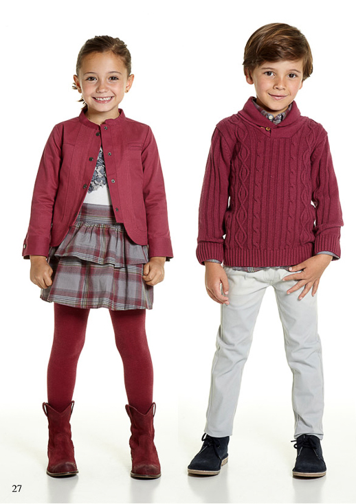 Moda infantil Neck & Neck en Mamuky-17