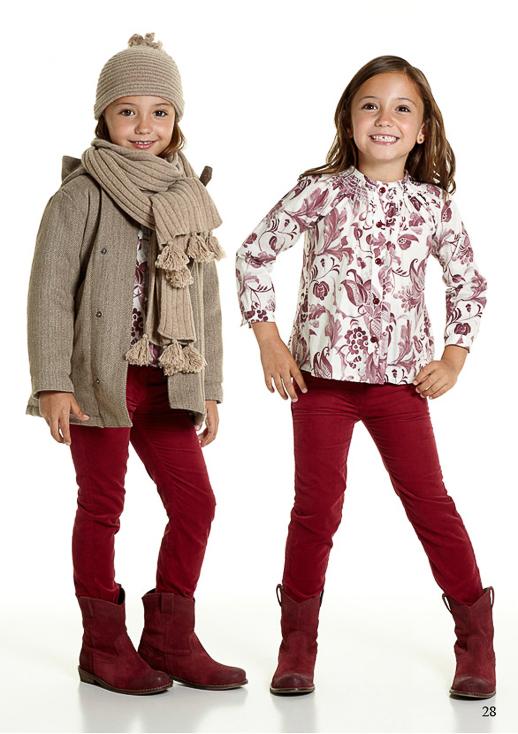 Moda infantil Neck & Neck en Mamuky-18