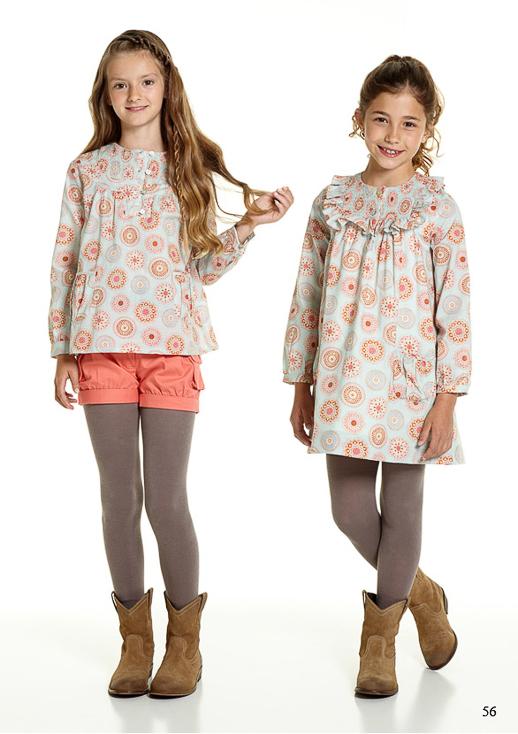 Moda infantil Neck & Neck en Mamuky-49