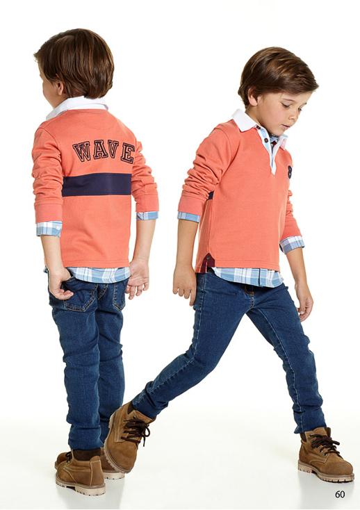 Moda infantil Neck & Neck en Mamuky-54