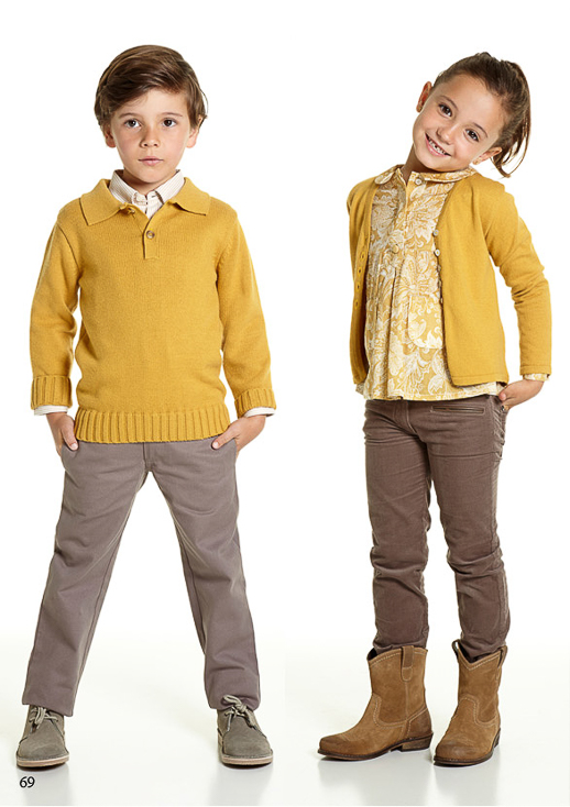 Moda infantil Neck & Neck en Mamuky-63
