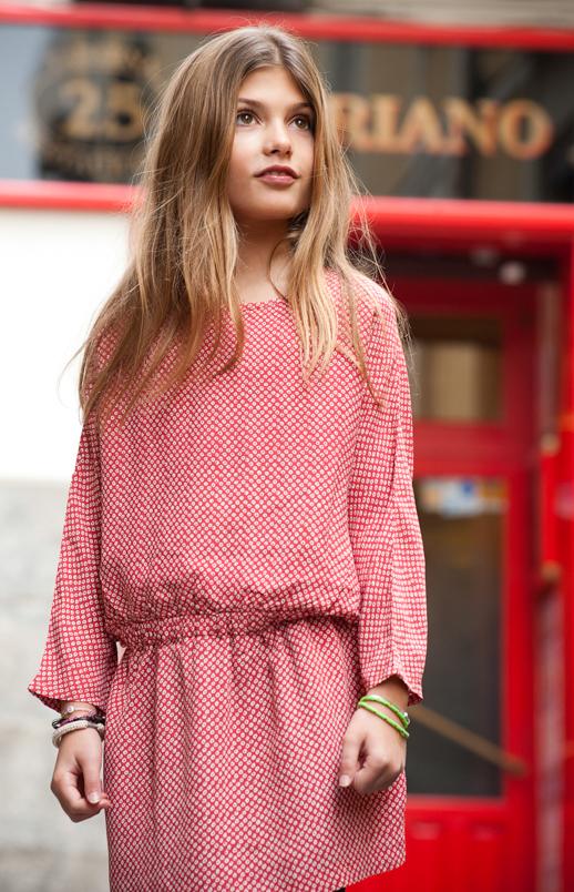 Moda infantil Oh!Soleil, nueva colección teens y nueva tienda on line-9