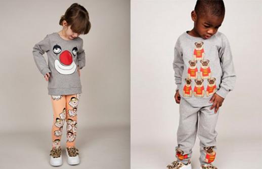 moda infantil moreno