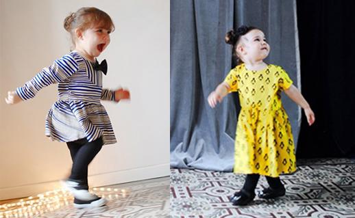 e50fafcc4 Les Petits Cheris, ropa moderna y de diseño para vestir a bebés y ...