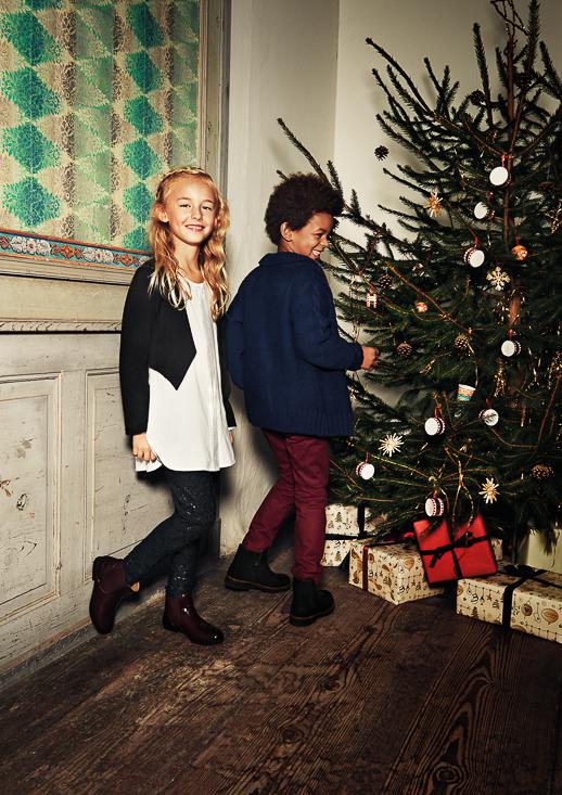 Moda infantil para Navidad de La Rodona, sorteo de un patinete de la marca Name it-2